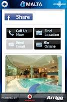 Screenshot of Malta Info