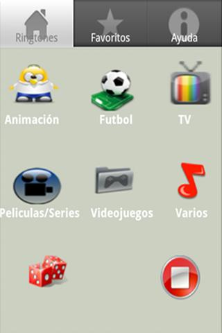 Top Sonidos Populares - screenshot