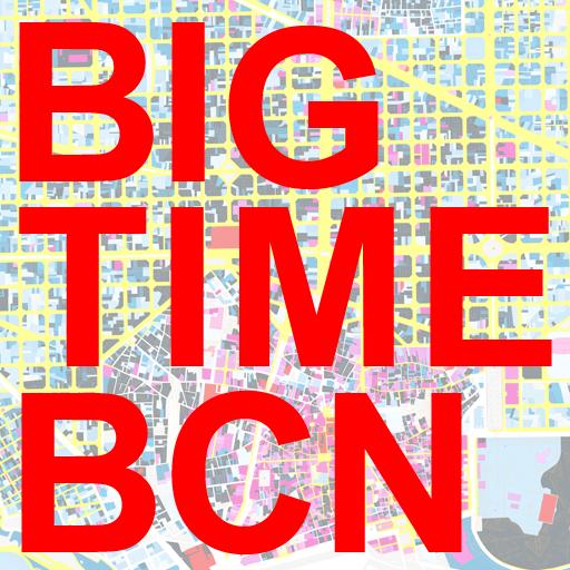 BIG TIME BCN LOGO-APP點子