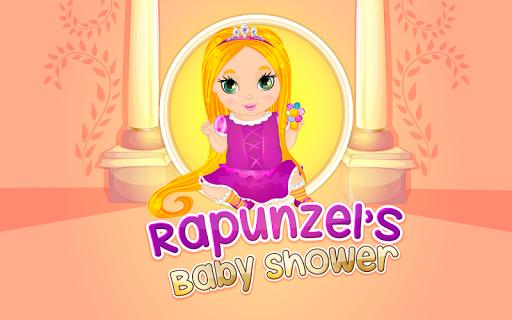 Rapunzel Baby Shower
