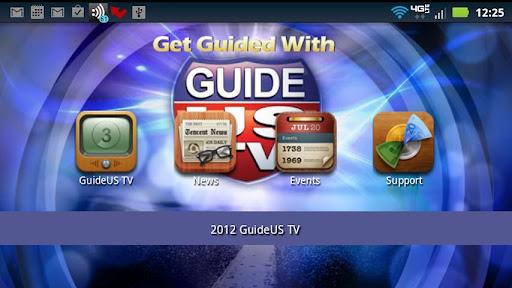 GuideUS TV 1.3.1 screenshots 1