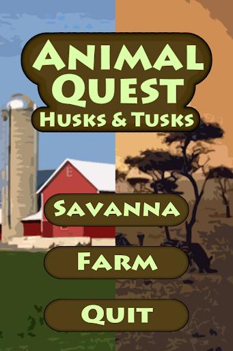 Animal Quest: Husks Tusks