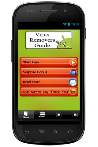 Virus Removers Guide