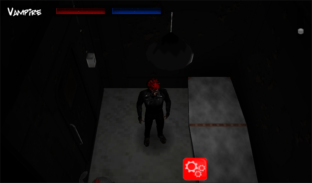 Vampire Versus Zombies - screenshot
