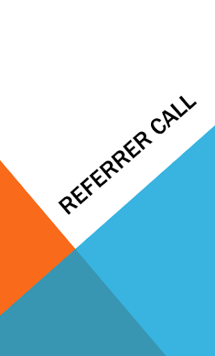 Referrer Call