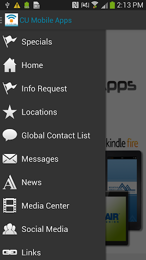 CU Mobile Apps