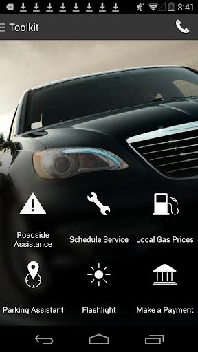 Renfrew Chrysler DealerApp