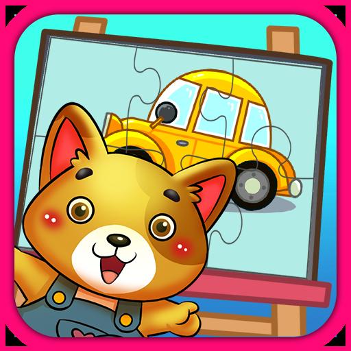 儿童宝贝智慧拼图 益智 App LOGO-APP試玩