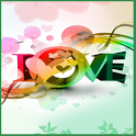 Abstract Love Locker icon