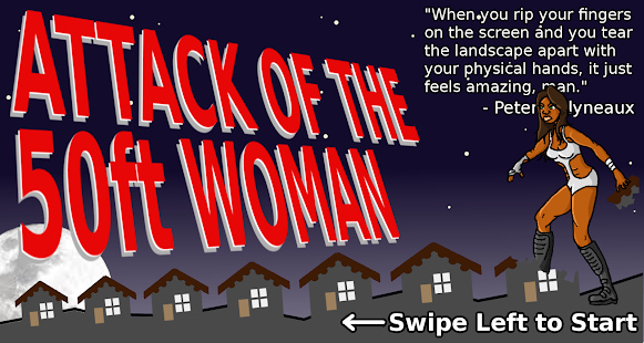 Attack of the 50ft Woman- screenshot thumbnail