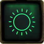 Nuclear Fallout 3k Go Weather icon