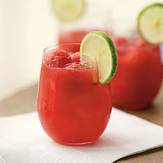 Watermelon-Ginger Punch.