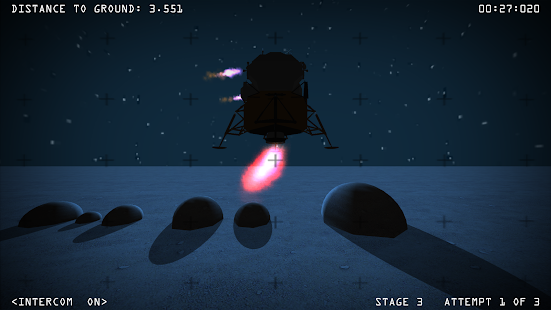 Moon Race- screenshot thumbnail