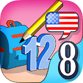 Kids English 8:Numbers&Letters