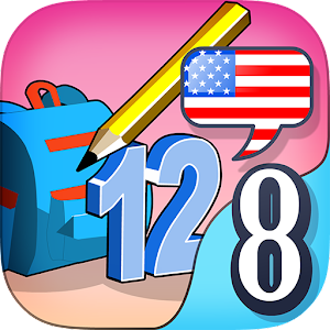 Kids English 8:Numbers&Letters.apk 1.0.0