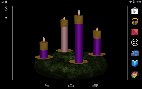 Advent Wreath Live - screenshot thumbnail