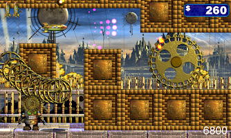 Screenshot of Golden Galaxy
