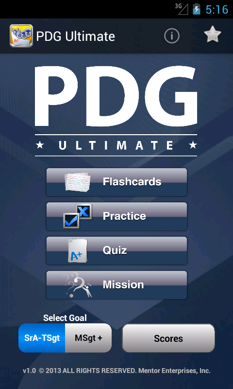 PDG Ultimate 2014 USAF- screenshot