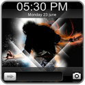 Crazy Go Locker EX Theme icon