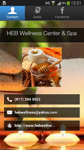 HEB Wellness Center Spa