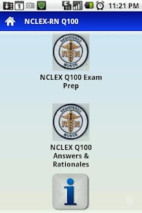 NCLEX-RN Q100 - screenshot thumbnail