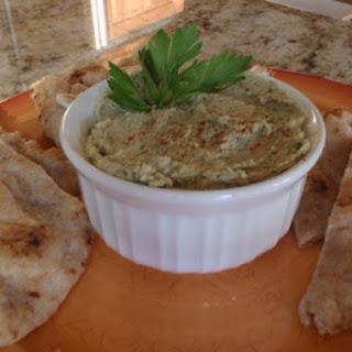 Basic Chickpea Hummus