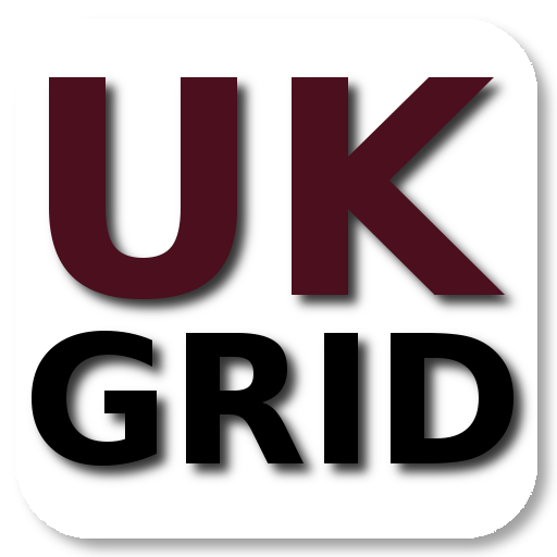 旅遊必備App|UK Grid Reference Widget LOGO-綠色工廠好玩App