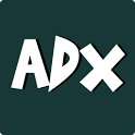 ADX Music Player icon