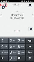 Screenshot of Knab App