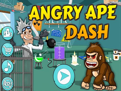 Angry Ape Dash Pro