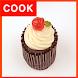 超簡単カップケーキレシピ