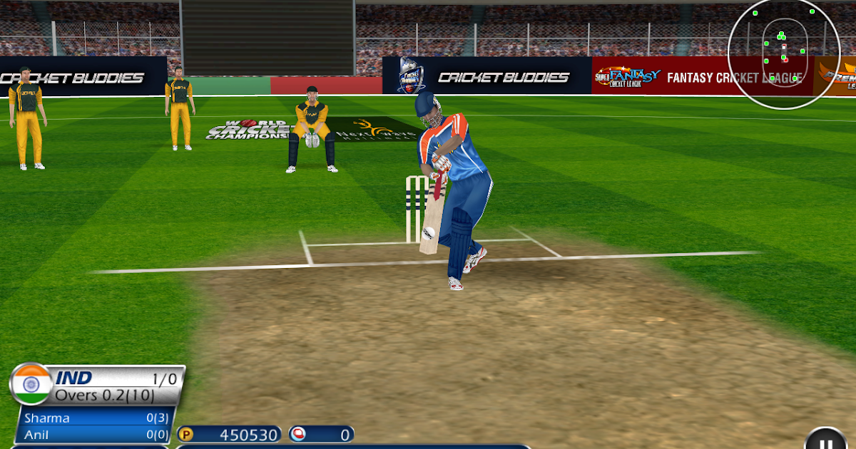 wapdam cricket game download