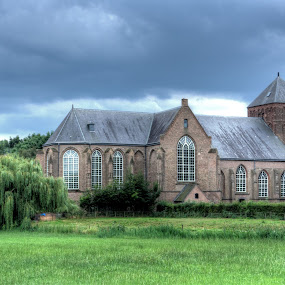 Church by Edzo Boven - Buildings & Architecture Places of Worship ( pentax )