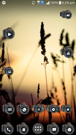 Camera Iconz Icon Pack Donate