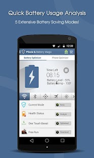 Phone & Battery Magix- screenshot thumbnail