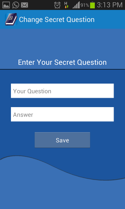 Safepad Notepad Android Apps On Google Play