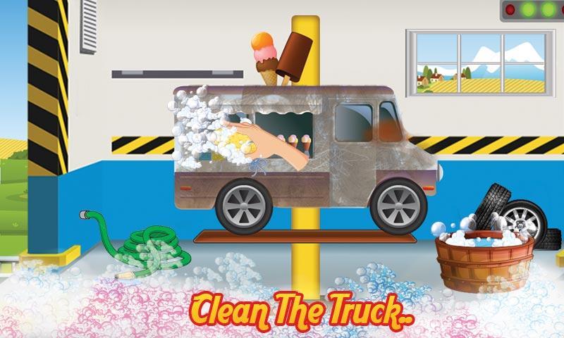 Ice-Cream-Truck-Wash-Cleanup 5