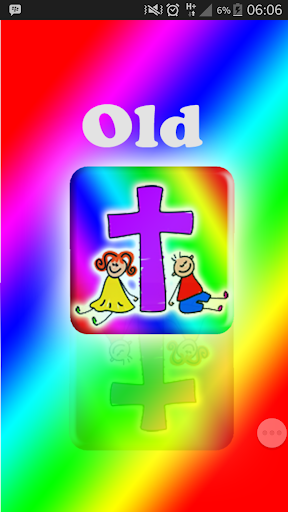 Old Bible Coloring Book