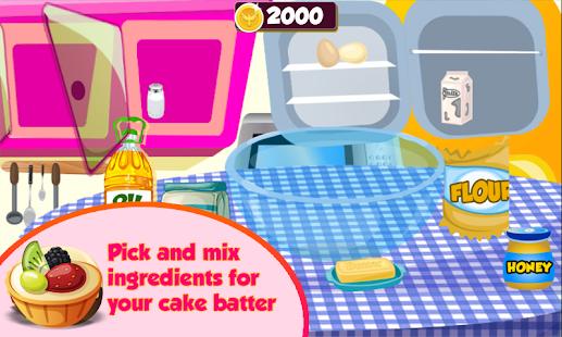 Dessert Maker- screenshot thumbnail