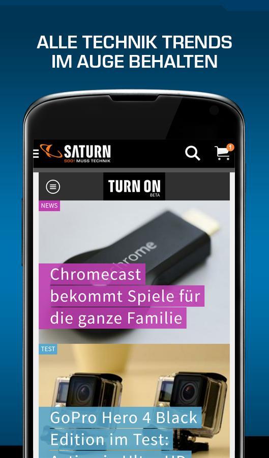 saturn deutschland android apps auf google play. Black Bedroom Furniture Sets. Home Design Ideas