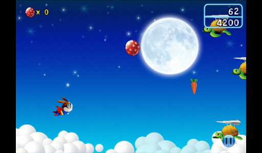 【免費賽車遊戲App】超級飛天兔-APP點子