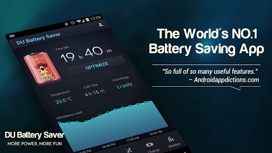 DU Battery Saver丨Power Doctor v3.9.8.0 build 1749