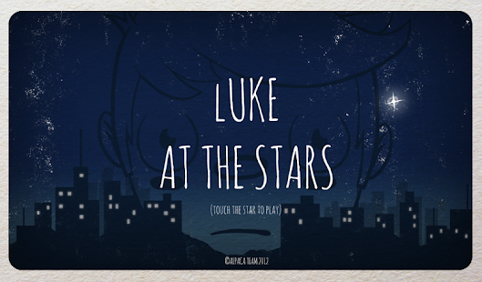 Luke at the Stars - screenshot thumbnail