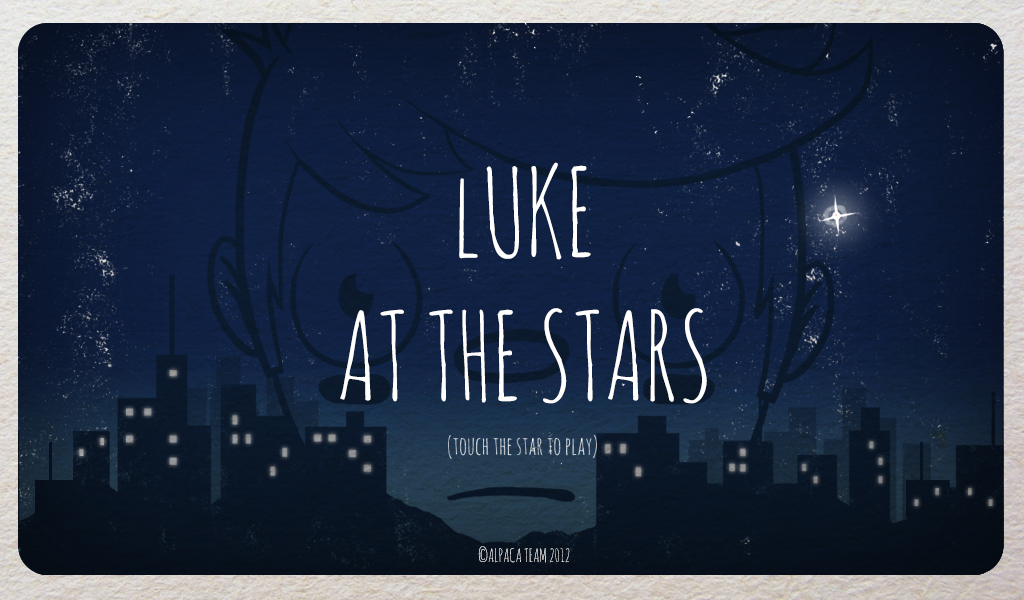 Luke at the Stars - screenshot