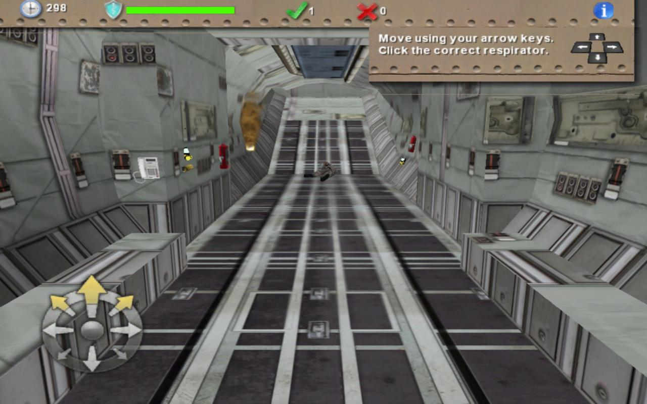 C130 Safety Procedures Demo - screenshot