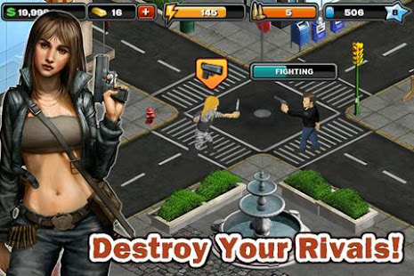 Screenshots of Crime City (Action RPG) for iPhone
