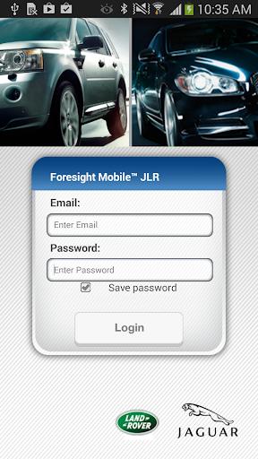 Foresight Mobile™ JLR
