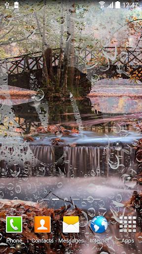 Rain Live Wallpaper 1.0.9 screenshots 8