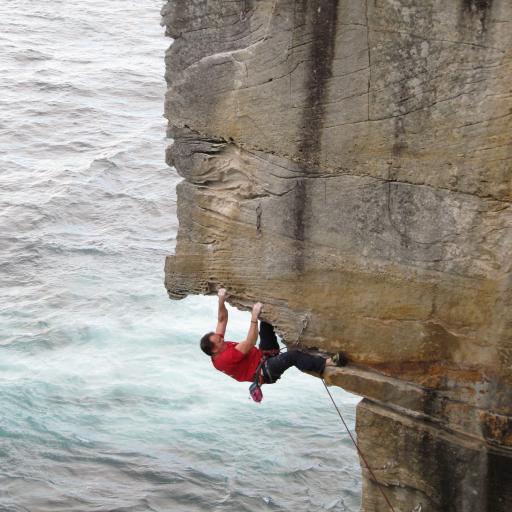 Sydney Climbing Guide LOGO-APP點子