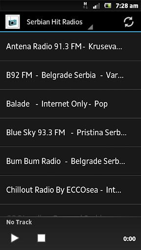 Serbian Hit Radios